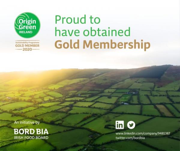 Origin Green award for Glanbia